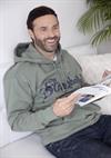 Male Model In Knitwear