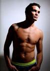 Topless Model Daniel