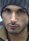 Male Hat Model