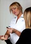 NHS Female Nurse Model