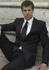 Male Model In A Suit
